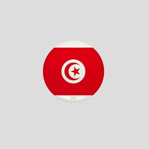 Tunisia Mini Button