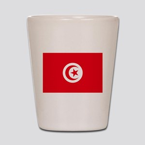 Tunisia Shot Glass