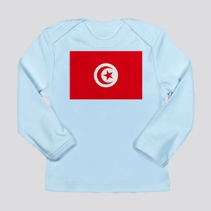 Tunisia Long Sleeve Infant T-Shirt