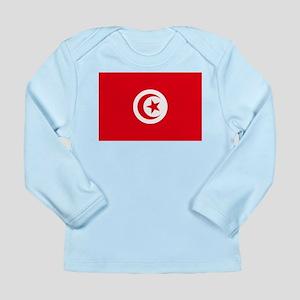 Tunisia Long Sleeve Infant T-Shirt