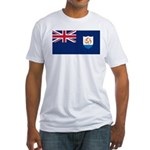 Anguilla Fitted T-Shirt