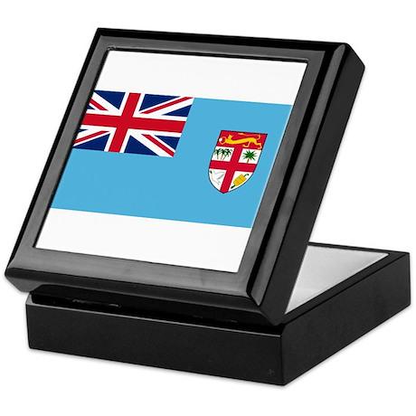 Fiji Keepsake Box