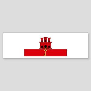 Gibraltar Sticker (Bumper)