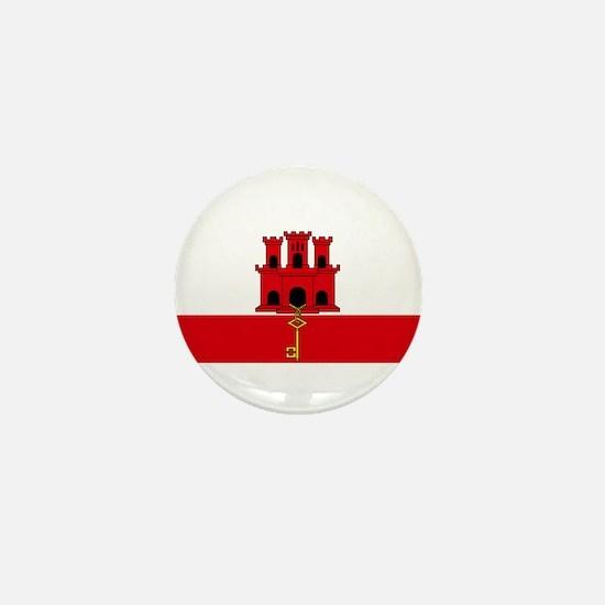 Gibraltar Mini Button