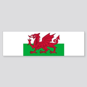 Wales Sticker (Bumper)