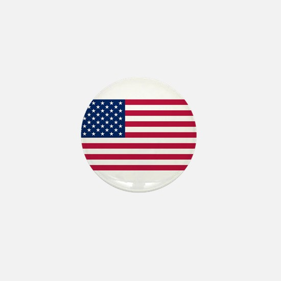 United States of America Mini Button