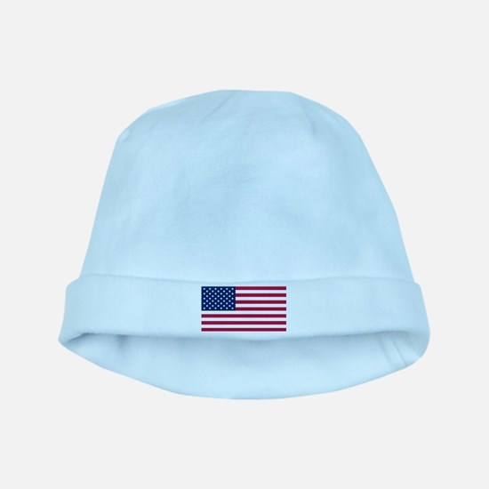United States of America baby hat