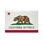 California Rectangle Magnet (100 pack)