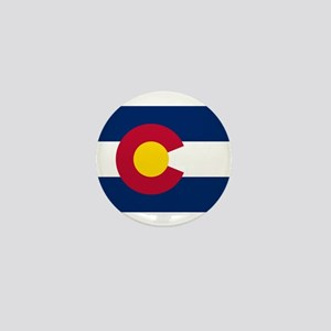 Colorado Mini Button