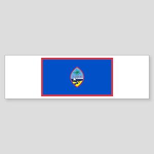 Guam Sticker (Bumper)
