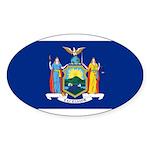 New York Sticker (Oval 50 pk)