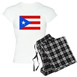Puerto Rico Women's Light Pajamas