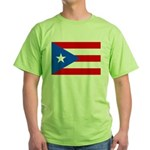 Puerto Rico Green T-Shirt