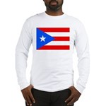 Puerto Rico Long Sleeve T-Shirt