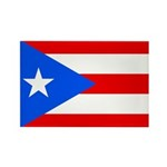 Puerto Rico Rectangle Magnet (10 pack)