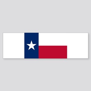 Texas Sticker (Bumper)