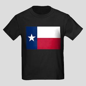 Texas Kids Dark T-Shirt