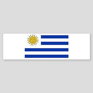 Uruguay Sticker (Bumper)