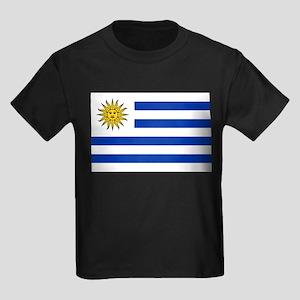 Uruguay Kids Dark T-Shirt