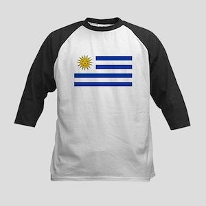 Uruguay Kids Baseball Jersey