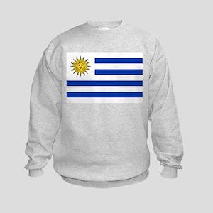 Uruguay Kids Sweatshirt