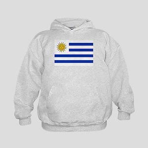 Uruguay Kids Hoodie