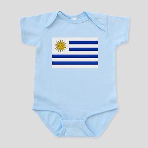 Uruguay Infant Bodysuit