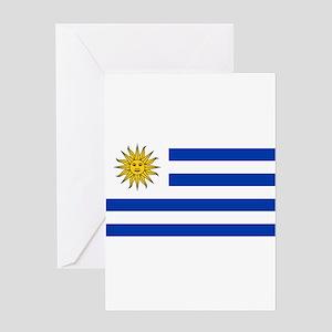 Uruguay Greeting Card