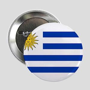 """Uruguay 2.25"""" Button"""