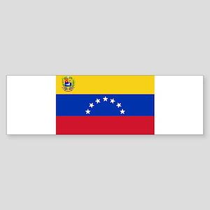 Venezuela Sticker (Bumper)