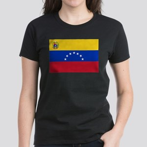 Venezuela Women's Dark T-Shirt