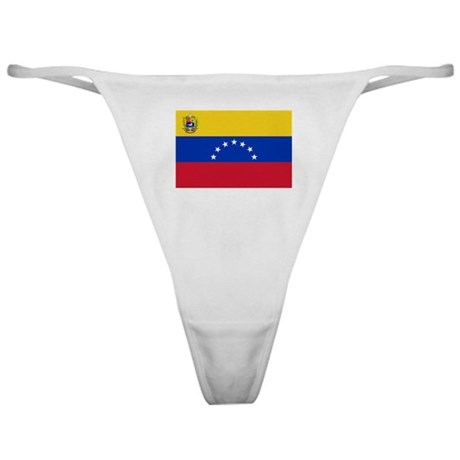 Venezuela Classic Thong