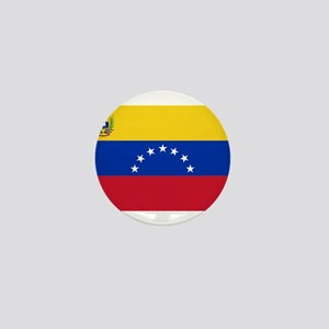 Venezuela Mini Button