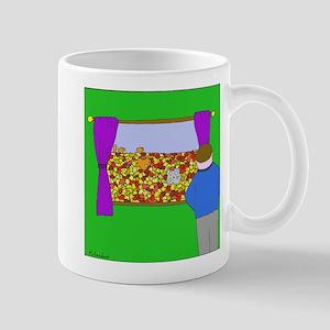Time to Rake the Leaves (no text) Mug