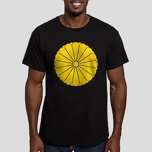 Imperial emblem Men's Fitted T-Shirt (dark)