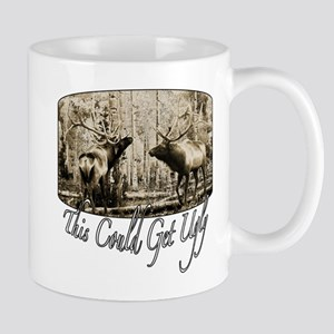 Elk rumble Mug
