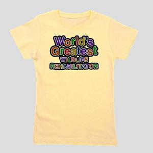 Worlds Greatest WILDLIFE REHABILITATOR T-Shirt