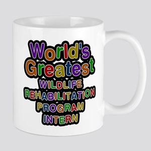 Worlds Greatest WILDLIFE REHABILITATION PROGRA Mug