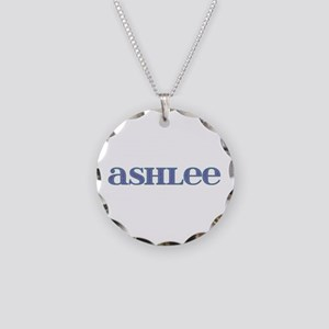 Ashlee Carved Metal Necklace Circle Charm