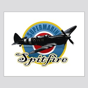 Spitfire Small Poster