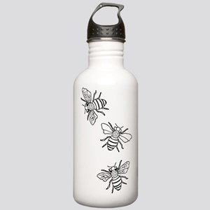Honey Bees Stainless Water Bottle 1.0L
