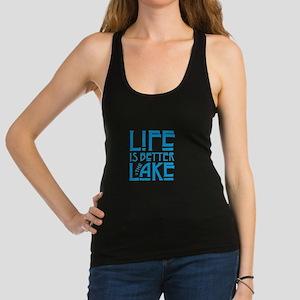 0652018b3202 Lake Racerback Tank Tops - CafePress