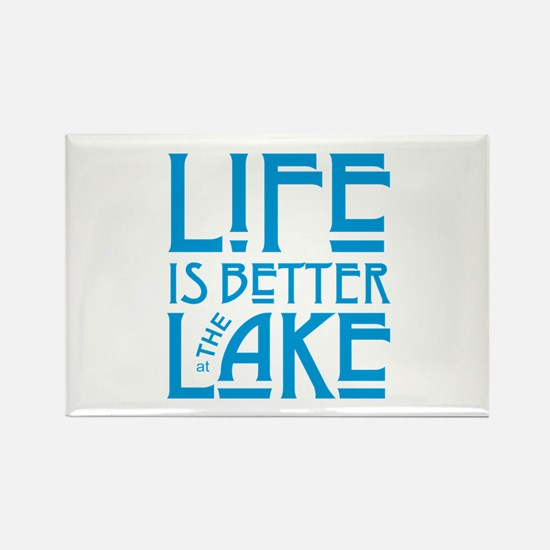 Life is Better at the Lake Magnets