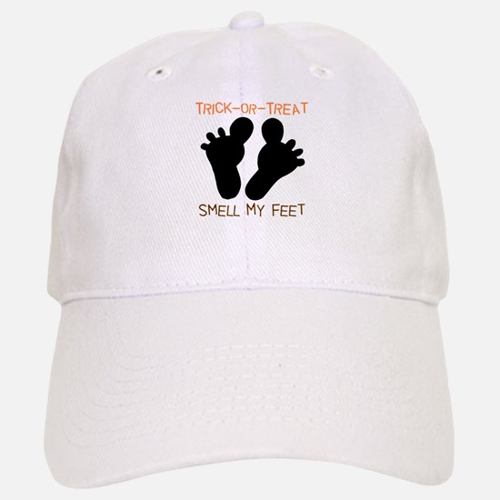Smell My Feet Halloween Baseball Baseball Cap