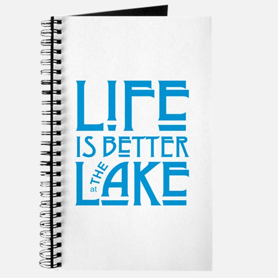 Life is Better at the Lake Journal