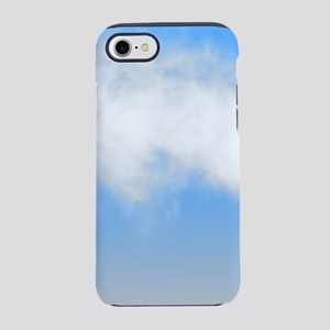 Cloudy Beach iPhone 7 Tough Case