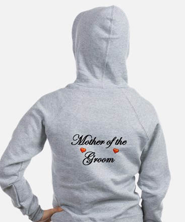 Team 11-11-11 Mother of the Groom Zip Hoodie