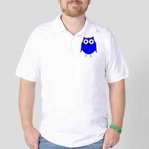 Blue Owl Golf Shirt