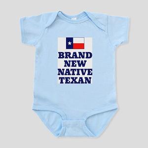 Native Texan Baby Infant Creeper