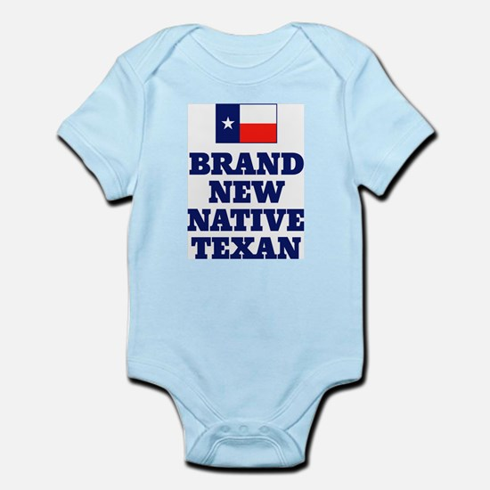 Native Texan Baby Infant Creeper